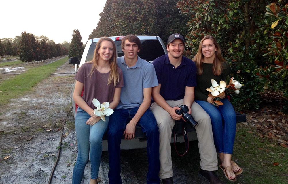 Magnolia Family