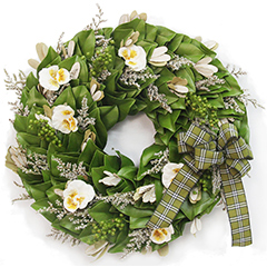 Gardener's Gathering Wreath