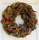 Fall Dried Magnolia Wreaths