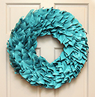 Lacquer Wreaths