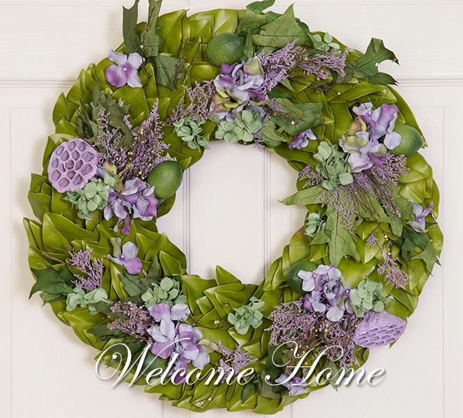 Lavender & Lime - Welcome Home