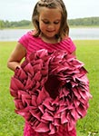 Pinkalicious Lacquer Wreath