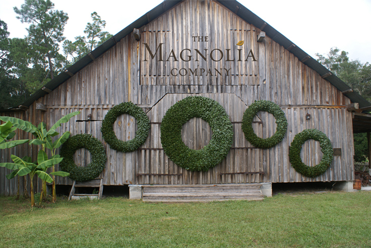 The Magnolia Company Barn